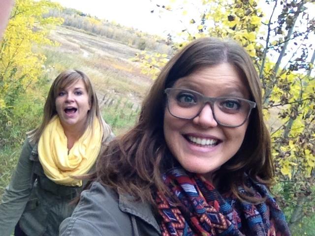Adventures in Fish Creek.